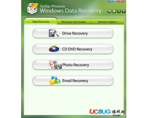Stellar Phoenix Windows Data RecoveryV6.0.0.1 破解版